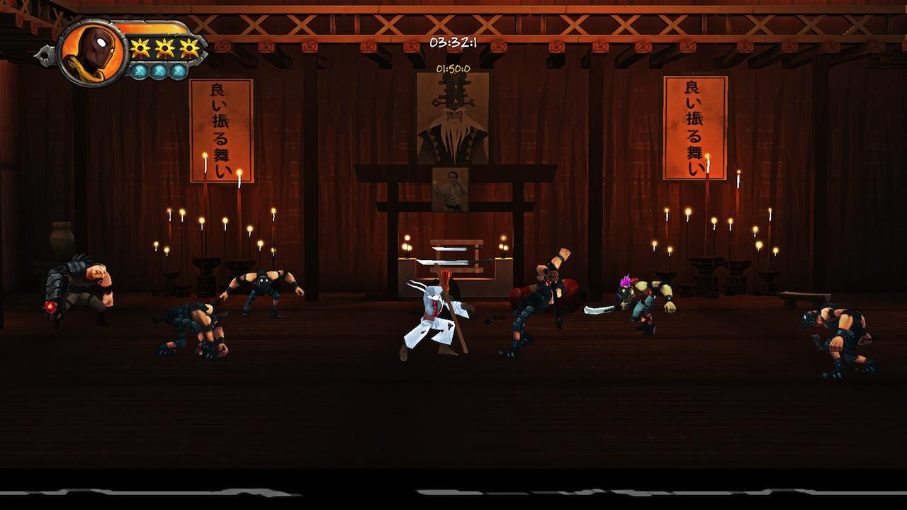 بازی شمشیر تاریکی: آخرین جنگاور