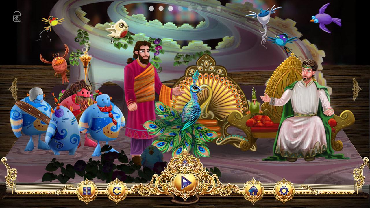 بازی قصه های قرآنی