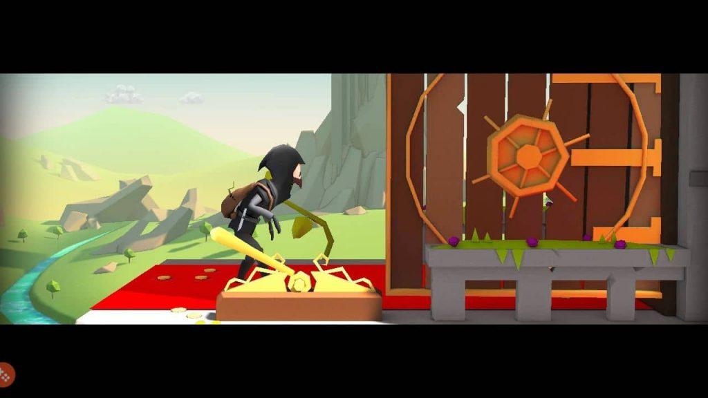 بازی شاه دزد (#1)