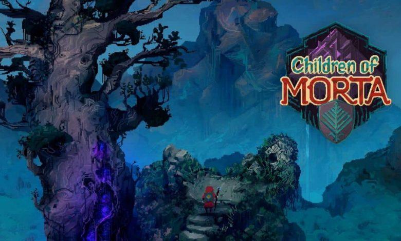 تصویر از بازی فرزندان مورتا در مارکت هیولا موجود شد