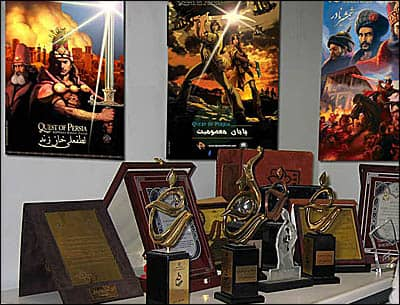سهگانه Quest of Persia