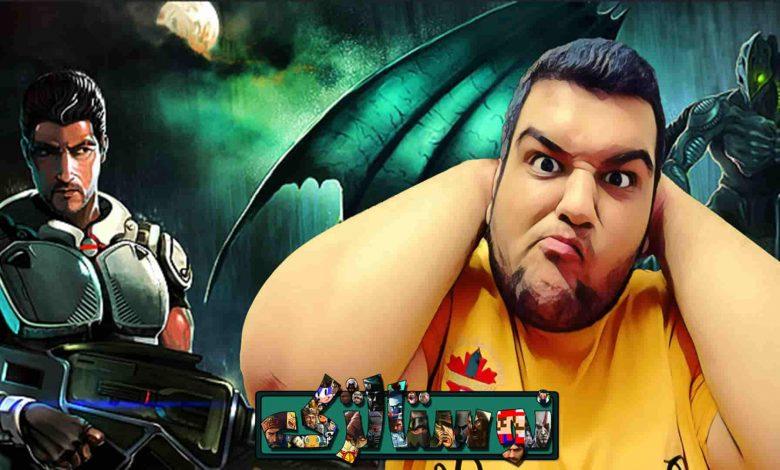 تصویر از نوستالژک: بازی جنون سیاه: تله ذهن