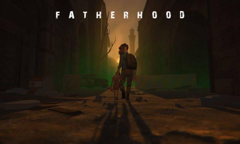 تصویر از بازی ایرانی Fatherhood معرفی شد