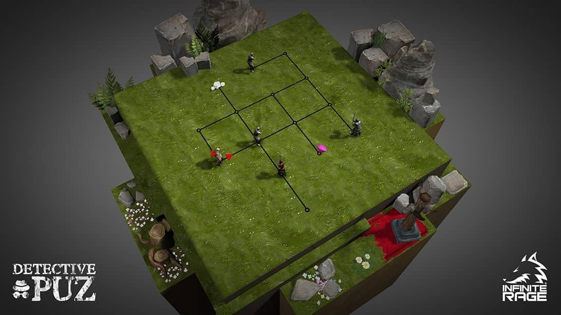 معرفی بازی کارآگاه پاز