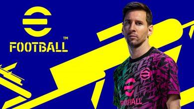 تصویر از بازی eFootball 2022 منتشر شد
