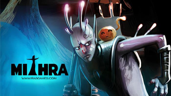تصویر از بازی تگ و وی در سیاره میترا در هیولا منتشر شد